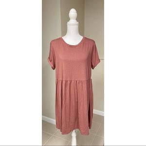 Wild Fable Babydoll Dress - L - NWT